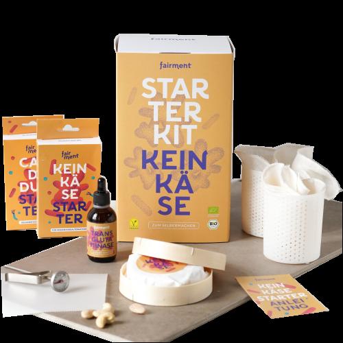 Starter-Kit Keinkäse