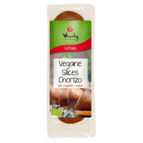 Vegane Slices Chorizo