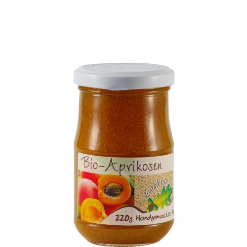 Bio Aprikosenkonfi vom Eichberg handgemacht