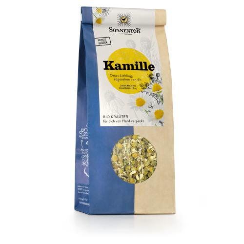 Kamille Tee lose Bio