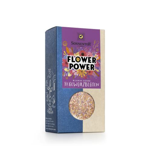 Flower Power Gewürz-Blüten-Zubereitung