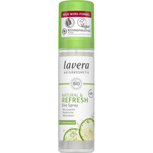 Deo Spray Natural & REFRESH