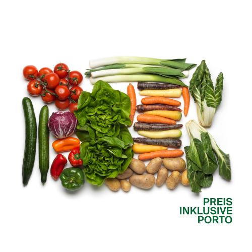 BIO BOX Abo Gemüse MAXI