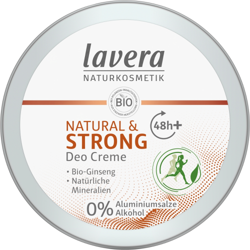 Deo Creme Natural / STRONG