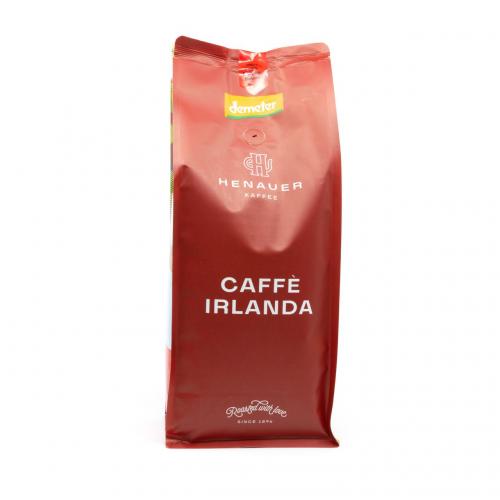 Caffè Irlanda Espresso Bohnen Beutel 1 kg - Henauer