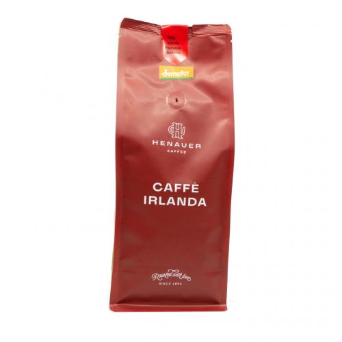 Caffè Irlanda Espresso Bohnen Beutel 500 g - Henauer