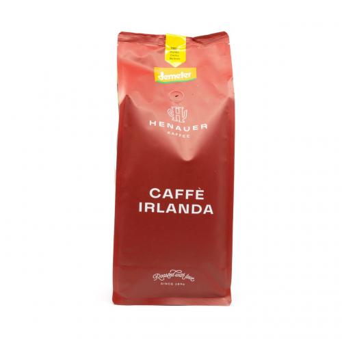 Caffè Irlanda Crema Bohnen Beutel 1 kg - Henauer