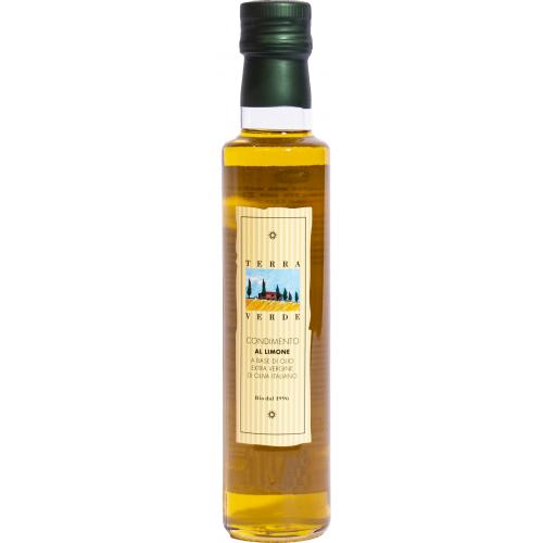 Olio d Oliva extra vergine al Limone