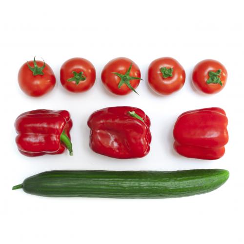 BIO BOX Zusatz Salatgemüse
