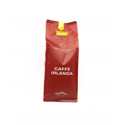 Caffè Irlanda Crema gemahlen Beutel 1 kg - Henauer