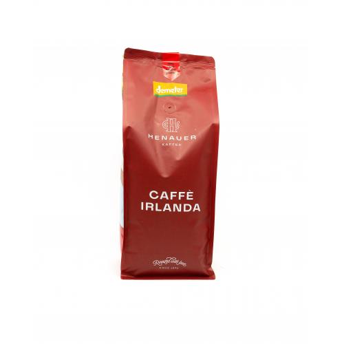 Caffè Irlanda Espresso gemahlen Beutel 1 kg - Henauer
