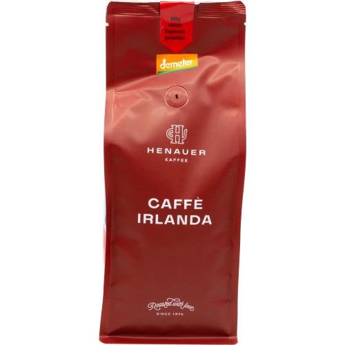 Caffè Irlanda Espresso gemahlen