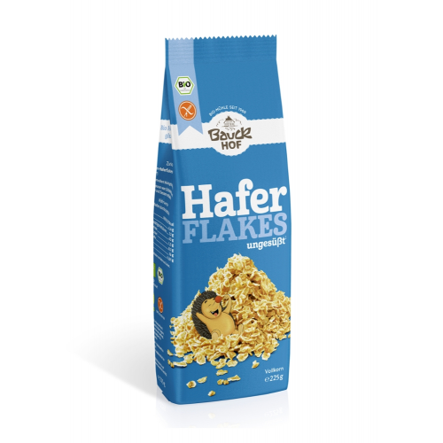 Bio Hafer Flakes Bauck glutenfrei