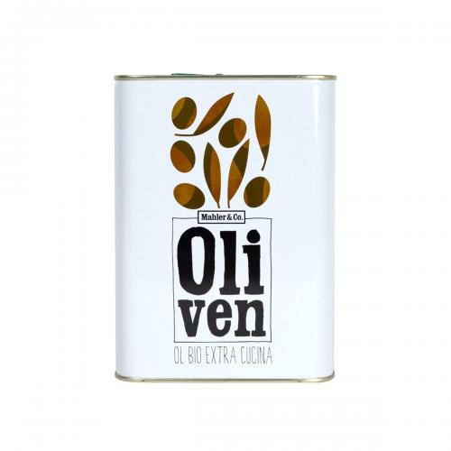 Bio Olivenöl extra nativ mild Cucina
