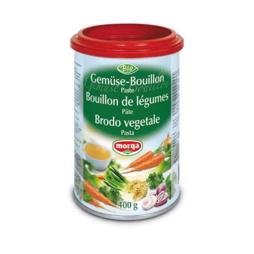 Gemüse Bouillon Paste Dose gross