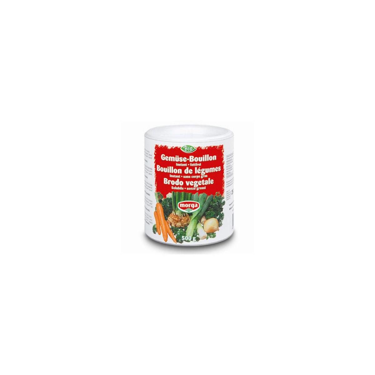 Gemüse Bouillon fettfrei Dose gross