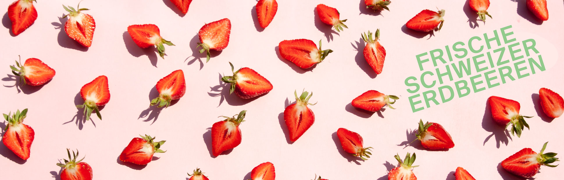 Schweizer Erdbeeren