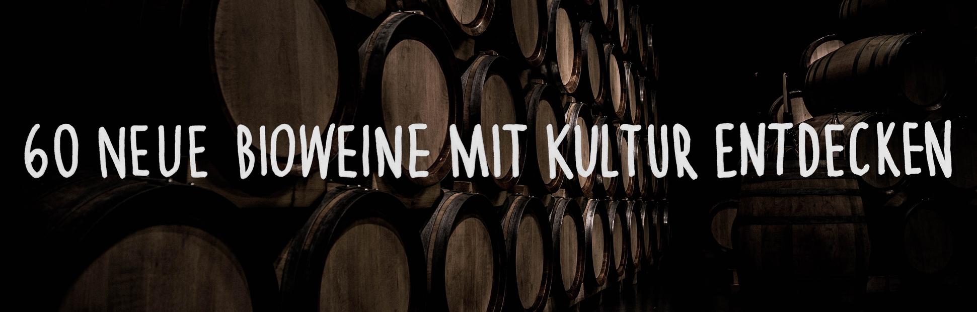 60 neue Bioweine mit Kultur (Bild: Revolt/ Unsplash)